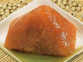 蓮蓉鹼水粽