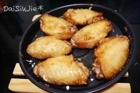 蝦醬炸雞翼(光波爐食譜)